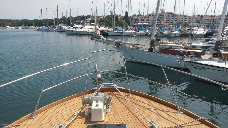 Inox nautika - program za nautičare - zavarivanje, Punta Nobis, Umag, Istra